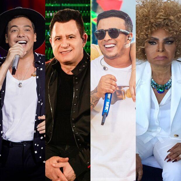 Sabadão terá lives de Wesley Safadão, Bruno & Marrone, Matheus & Kauan, Elza Soares e mais