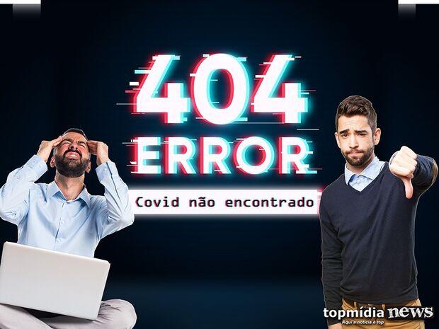 NA LATA: sistema trava e ninguém consegue atualizar dados da Covid