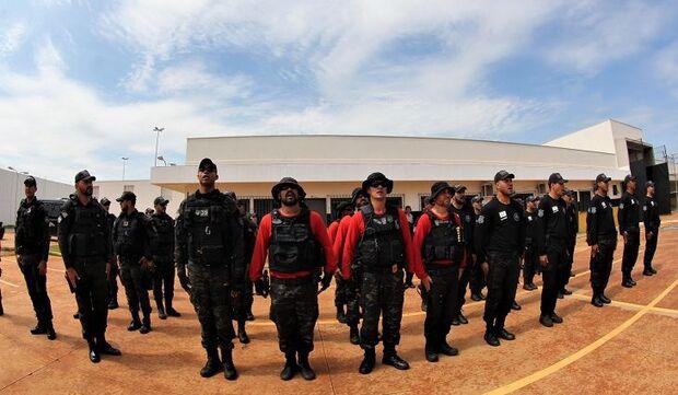 Governo vai nomear 253 novos agentes penitenciários em Mato Grosso do Sul