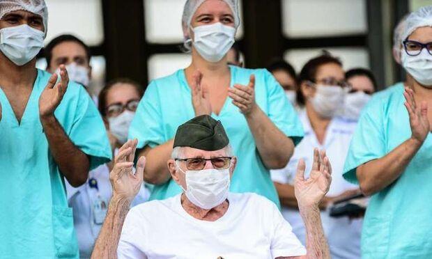 Brasil ultrapassa marca de 1 milhão de recuperados da covid-19