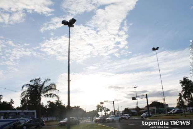 Sextou: tempo continua seco e quente em Mato Grosso do Sul