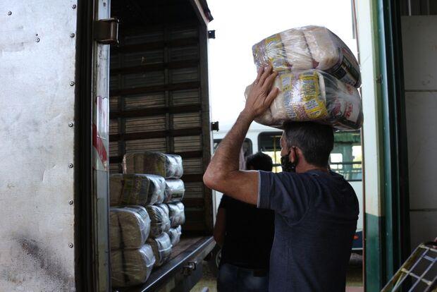 Mais 20 mil cestas básicas e 100 mil máscaras serão entregues para população carente de MS