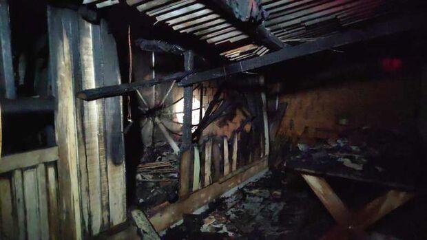 Homem é encontrado morto dentro de casa em chamas em Dourados