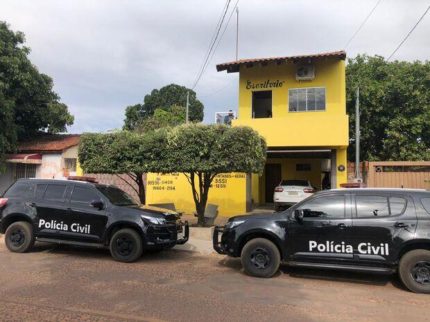 Servidores da Câmara de Aquidauana são presos por desvio de R$ 2 milhões