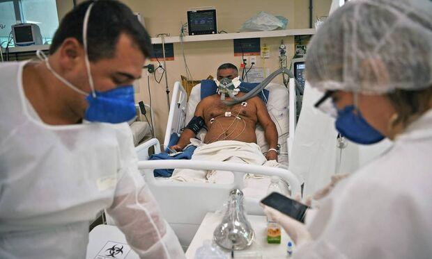 Brasil ultrapassa 61 mil mortes por covid-19