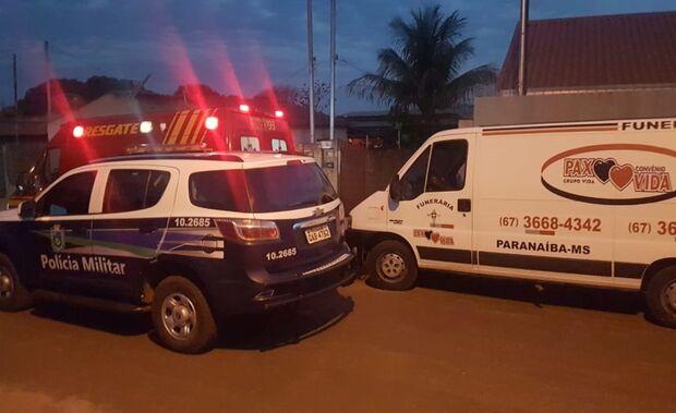 Idoso é morto a facadas por sobrinho em Paranaíba
