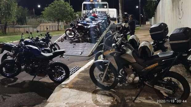 Blitz apreende 120 carros e reduz criminalidade e violência doméstica em Campo Grande