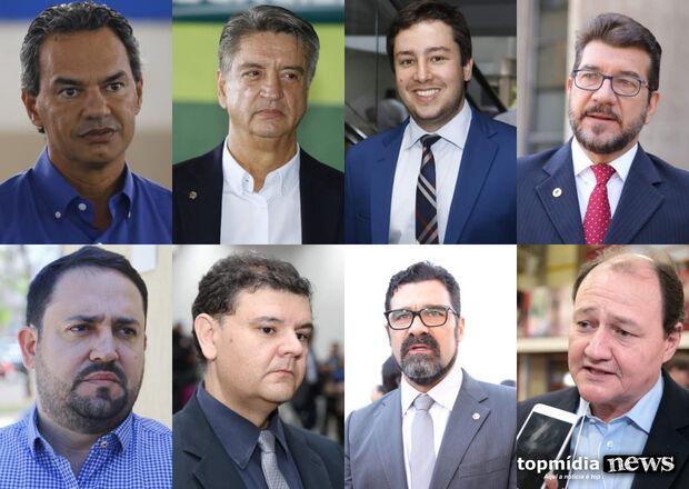 Corrida maluca: Campo Grande já tem 16 pré-candidatos a prefeito