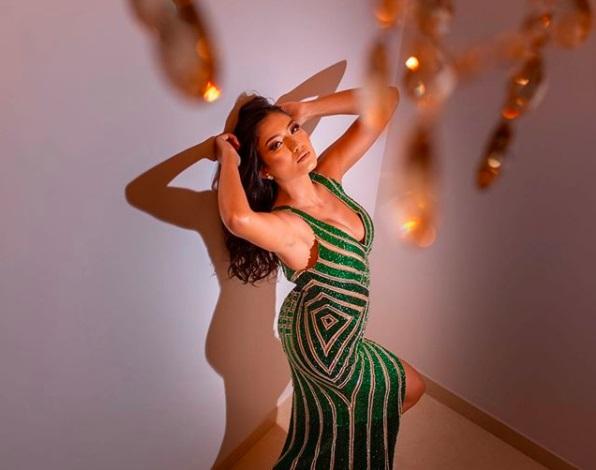Segura e com beleza que é a 'cara de MS', Dandara Queiroz agora é modelo profissional