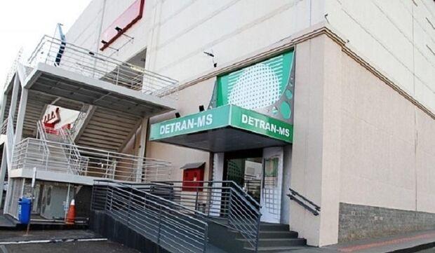 Detran suspende atendimento na agência do Shopping Campo Grande
