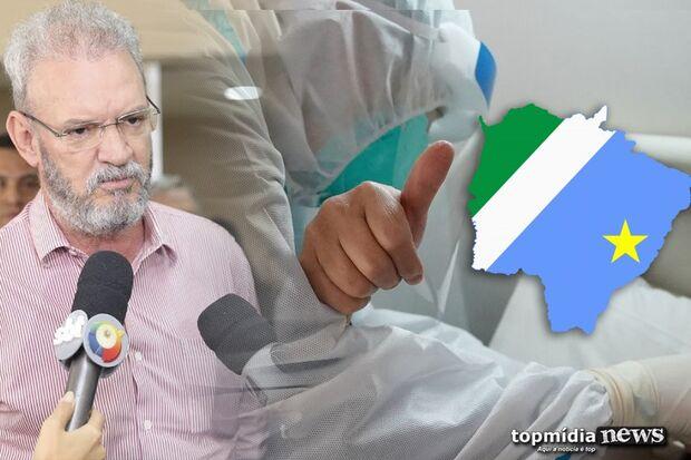 Ninguém vai POLITIZAR coronavírus em MS, dispara Resende