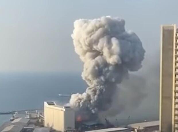 VÍDEO: explosões na capital do Líbano deixam cerca de 50 mortos; cena é IMPRESSIONANTE