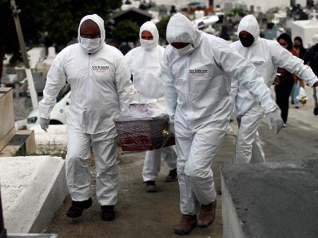 Covid-19: Brasil registra 541 mortes em 24h