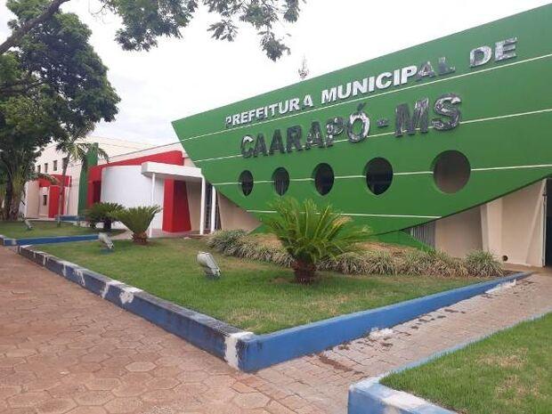 Prefeitura de Caarapó confirma 1ª morte por coronavírus após cinco meses de pandemia