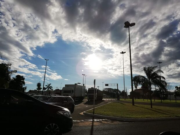 Agosto começa com calor de até 34°C em Mato Grosso do Sul
