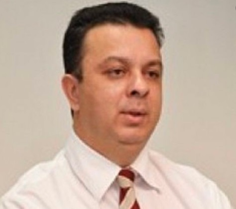Delegado de MS segue internado com covid no Albert Eintein