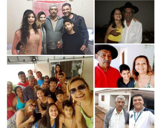 Dia dos Pais: 'Ramão véio' é lenda viva na família Santa Cruz