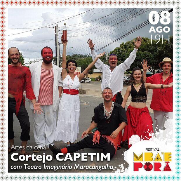 Virtual: festival Mba'e Porã une artistas regionais e nacionais pela causa indígena em MS