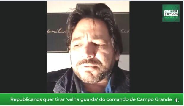 Wilton Acosta aposta em alinhamento com Bolsonaro para ser eleito; assista