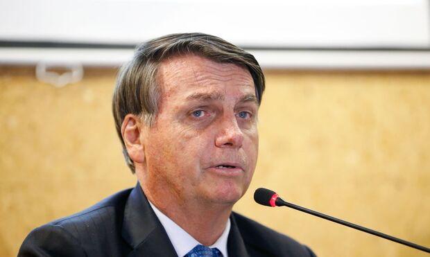 Bolsonaro diz que está aberto a sugestões para recuperação da economia pós pandemia