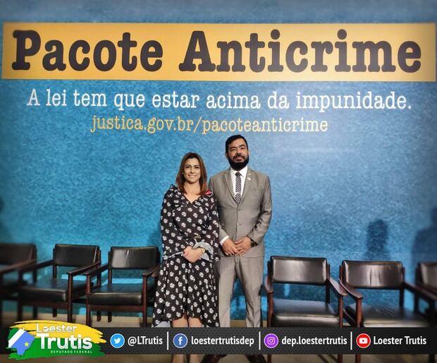 Trutis ignora intervenção de Soraya, se mantém candidato e aposta no PSL nacional