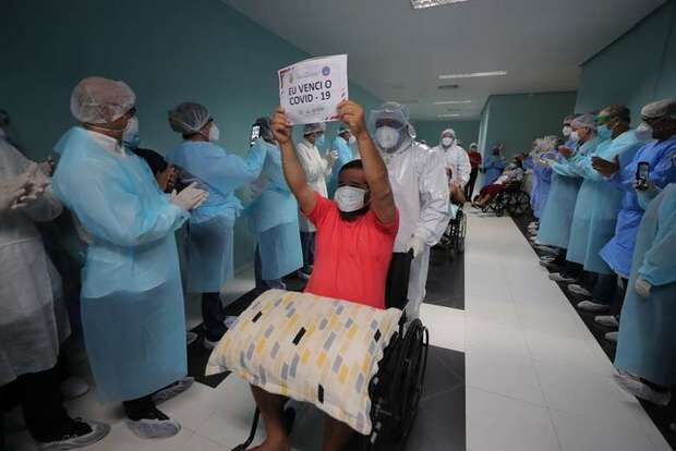 MILAGRES: MS tem 59,5 mil recuperados do novo coronavírus