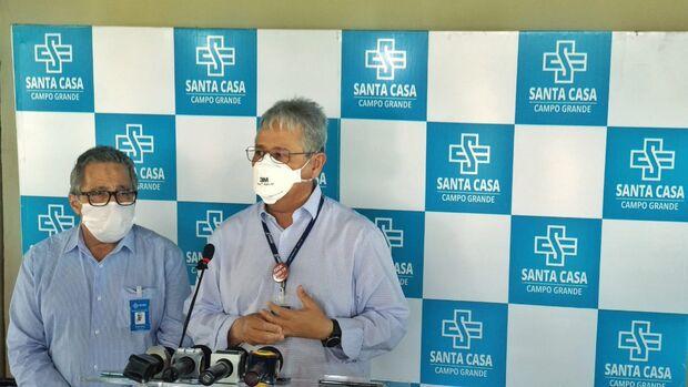 Com dívida e pacientes em corredores, Santa Casa diz que está à beira do colapso