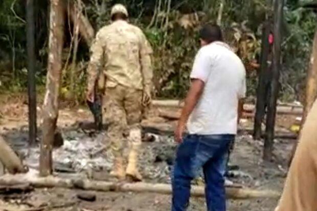 Família boliviana é executada por brasileiros após descobrir estupro de adolescente
