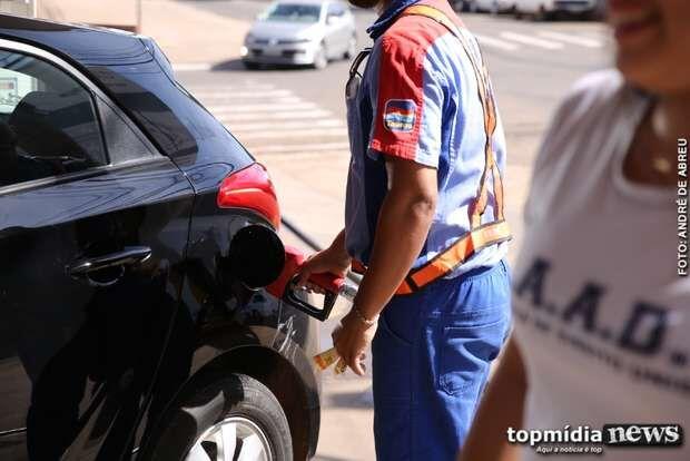 Gasolina em Campo Grande chega a R$ 4,39 e reclamação é o que não falta