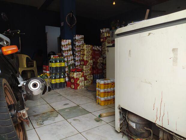 Suspeito de matar homem em conveniência no Zé Pereira é preso na casa da mãe