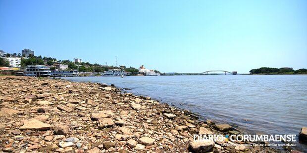 Com rio Paraguai abaixo de 10 cm, Agência Nacional de Águas monitora impactos da seca