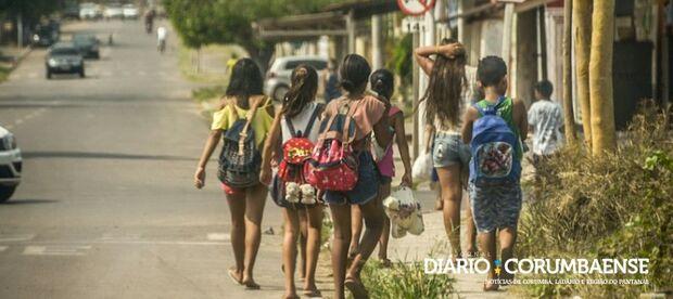 """No """"novo normal"""", tradição de Cosme e Damião se mantém em Corumbá"""