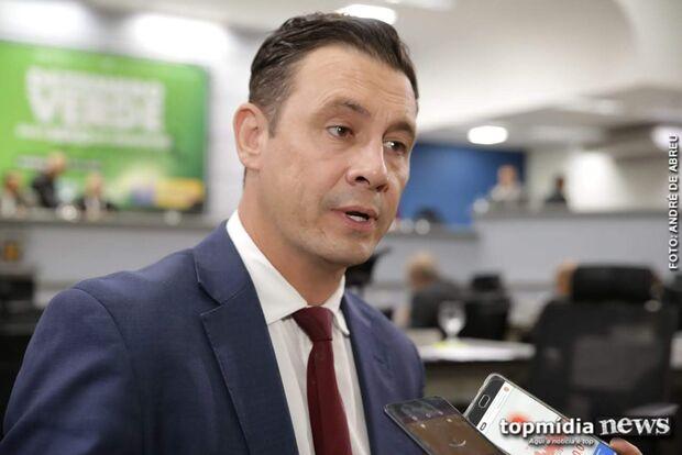 André Salineiro pode sair candidato a vice-prefeito ao lado de Harfouche