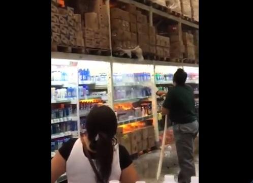 Atacadão pretende reconstruir loja; perícia analisa lâmpadas de gôndolas