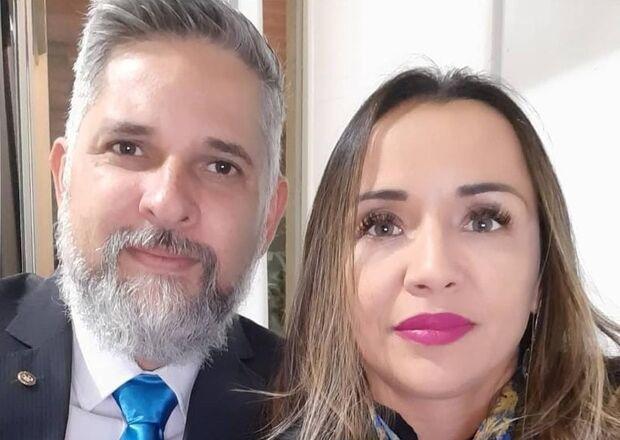 Além do 'golpe' em Siqueira, Trutis botou esposa do assessor como candidata à vice pelo PSL