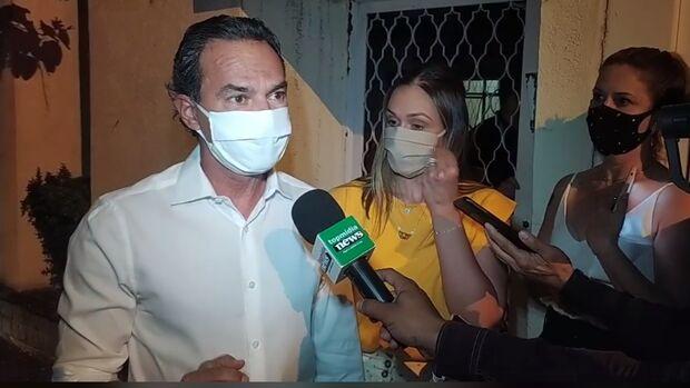 Agora candidato, Marquinhos espera campanha limpa em Campo Grande