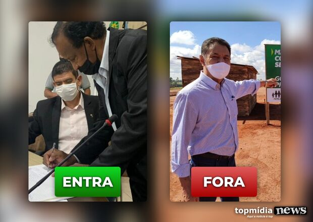Corrupção: vice toma posse após prefeito ser cassado pela Câmara de Bandeirantes