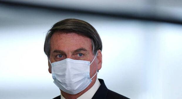 Bolsonaro diz que Brasil foi o melhor a lidar com a crise na pandemia