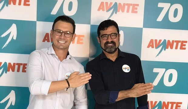 Harfouche escolhe vereador para vice e é oficializado candidato