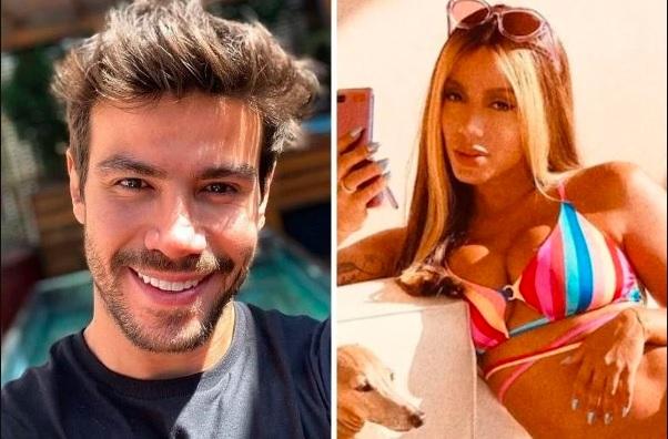Anitta pergunta a fãs sobre cantor Mariano em A Fazenda: 'quem é esse bofe?'