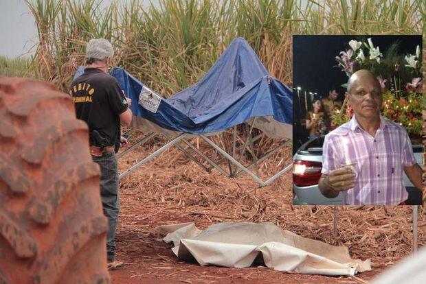 Homem de 56 anos cai de trator e morre esmagado em Douradina