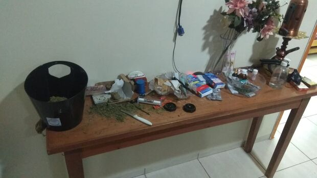 PF faz operação em MS para desarticular grupos de tráfico de drogas