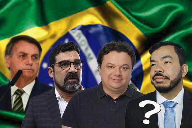 """Candidatos à prefeitura tentam levar """"Bolsonaro"""" a tiracolo na campanha em Campo Grande"""
