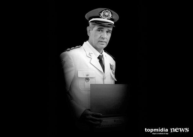 Oficial da PM morre após capotamento na MS-080