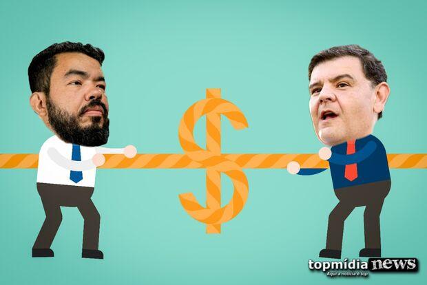 NA LATA: guerra no PSL envolve 3 milhões de reais