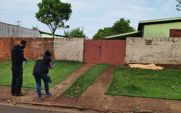 Polícia identifica corpo encontrado com vísceras expostas em Dourados