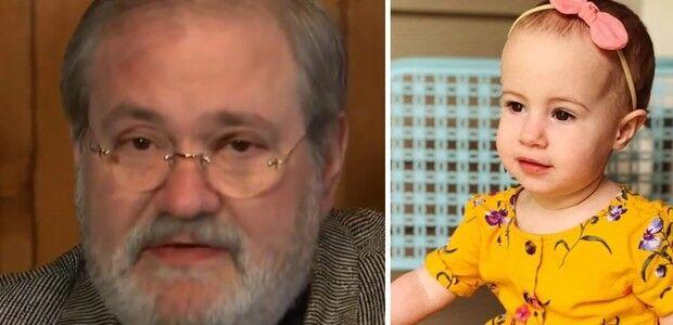 Avô diz que foi culpado pela morte da neta em cruzeiro