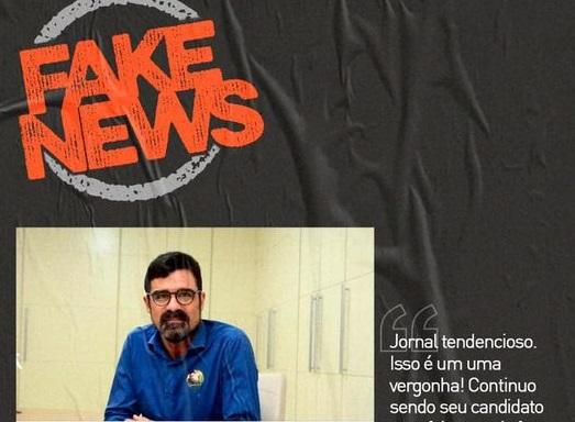 Põe na Ata: Justiça ordena Harfouche a tirar vídeo com ataques a Marquinhos e à imprensa