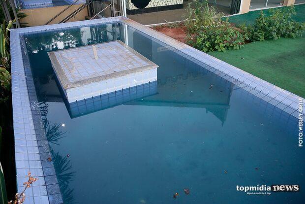 Criança de 3 anos se afoga em piscina de clube em Campo Grande