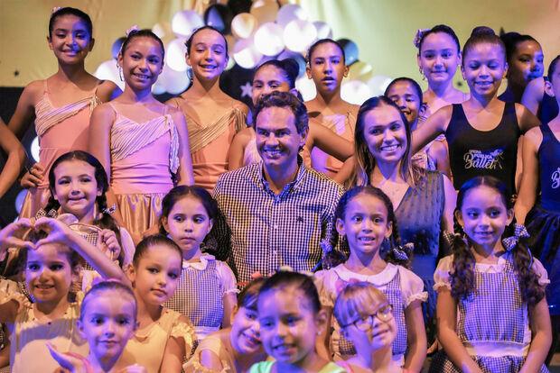 Marquinhos aposta em eventos culturais nos bairros e retomada de projetos de sucesso